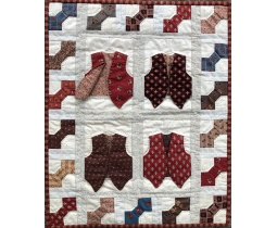Patroon Gilet Mini Quilt