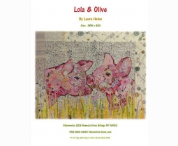 Lola & Olive by Laura Heine