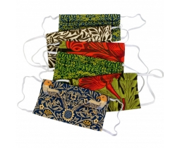Pakket Mondmaskers Rechthoek William Morris