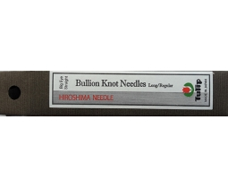 Hiroshima naalden Bullion Knot Needle