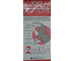Handeze Therapeutic Craft Gloves maat 3
