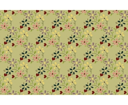 th200103 Tomorrow's Heritage by Ellie's Quiltplace Groen Summer Meadow