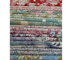 Pakket Woodland Van Tilda Fat Quarters