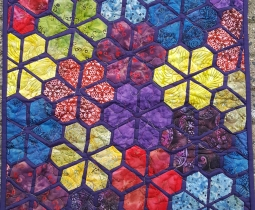 Juwel Hexagon Quilt