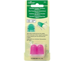 Clover 6031 Flexible Rubber Thimbles