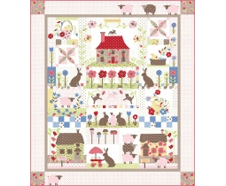 Cottontail Cottage by Bunny Hill Designs