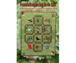 Foundation in de tuin