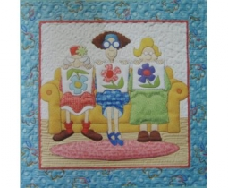 Amy Bradley 3 quilters